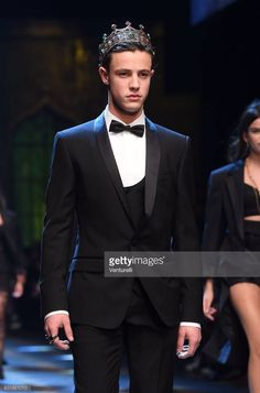 Dolce&Gabbana I was so proud of him❤