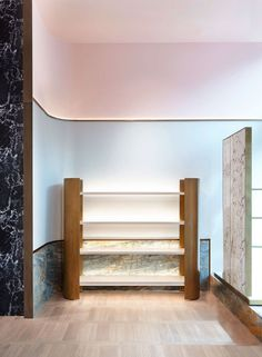 Apropos Concept Store in Hamburg by Rodolphe Parente & Benjamin Liatoud.