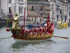 Regatta of Venice Italy