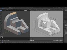 GitHub - BenjaminSauder/EdgeFlow: Blender tools for working with