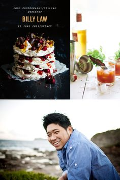 Food Photography/Styling - A Study In Light Shadows & Textures With Billy Law (Sydney) - 12 Jun 2015