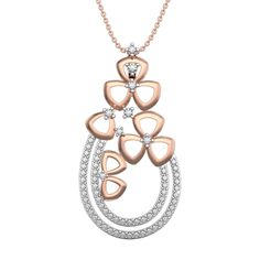 Wedding Flower Basket Pendant - Pendants - JEWELLERY