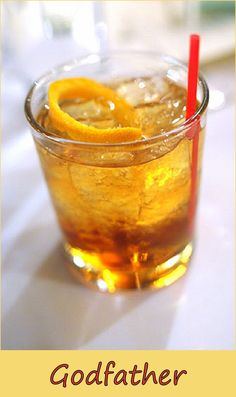 Ingredients 1 1/2 oz scotch whisky 1 oz amaretto Disaronno ice cubes...