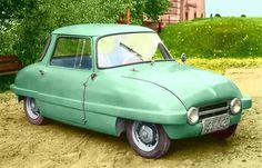 Prototipo Autounion STM ll 1951.
