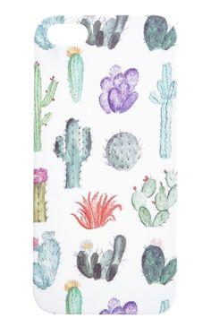 Printed Cactus IPhone 5 Case