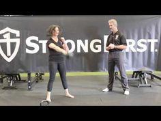 Kettlebell Swing Basics. Shows bad and good form Helpful - YouTube https://www.kettlebellmaniac.com/kettlebell-exercises/