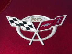 50th anniversary corvette - Google Search