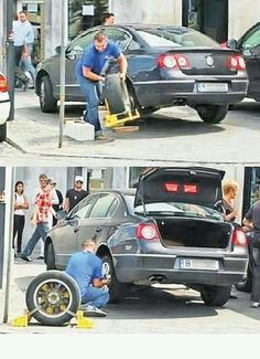 Dealing with Wheel Clamping