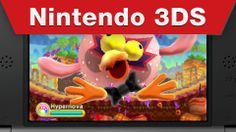 Nintendo 3DS - Kirby: Triple Deluxe - Wow Kirby, You're Sure Exciting Tr...