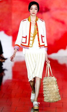 Tory Burch Deauville Spring 2012