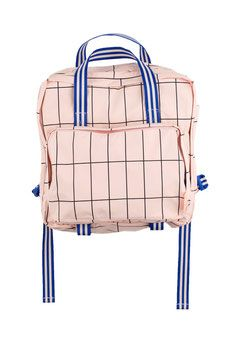 tinycottons grid backpack - Cool childrens wear, accessories and toys for kids, Kinderkleidung online kaufen