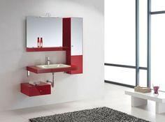 Rode Accessoires Badkamer : Minimalist bathroom furniture decorations fresh home stuff pinterest