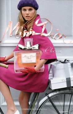 Miss Dior Cherie ~ the charm of Dior in a bottle.