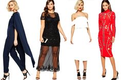 What to Wear   New Year's Eve Party Style   #fashion #dresses #jumpsuits #style #2016 #NYE