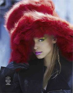 Color TV: Marie Claire Russia December 2012  Model: Zuzanna Krzatala   Photographer: Erez Sabag  Stylist: Alyona Isaeva