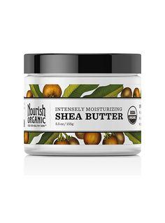 Intensely Moisturizing Organic Shea Butter