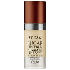Fresh Sugar Lip Serum Advanced Therapy - An ultimate age-defying treatment for your lips. #Sephora