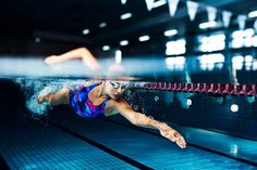 Swimming gives me time to think in my brain, stretch by body, listen to the rhythm of my strokes, be at rest with the world in the end.