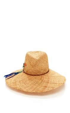 4145f9c57ce M O  Exclusive  Cassidy Straw Hat by Eugenia Kim