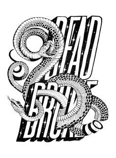 Beautiful Type Designs By Gemma OBrien