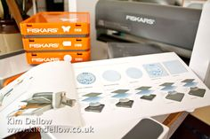 Kim Dellow: The Fiskars Fuse Creativity System from www.kimdellow.co.uk