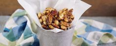 CLINTON KELLY Father's Day Sweet & Spicy Nut Mix - The Chew -   Pair this with a classic martini for the best experience!