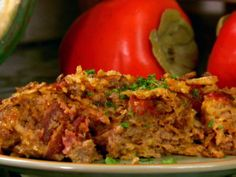 Paula Deen's Bacon Cheeseburger Meatloaf