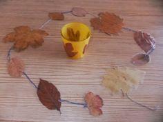 Laubkunst / Art of leaves Plastic Cutting Board, Blog, Leaves, Art, Kid Recipes, Tips, Art Background, Kunst