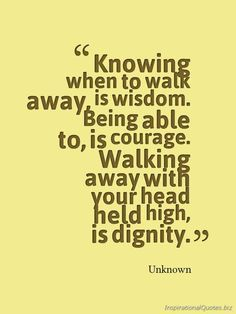 walking away from family - Google Search