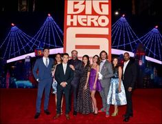Big Hero 6 Red Carpet Premiere at El Capitan and After Party! #BigHero6Event - Virtually Yours