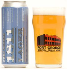 Fort George-1811 Lager