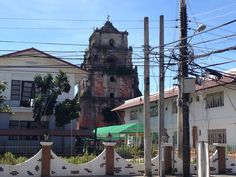Sinking Tower Ilocos, Tower, Lathe, Towers, Building