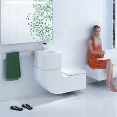 Small Bathroom Remodeling and Staging Ideas
