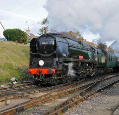 /by loose_grip_99 #flickr #steam #engine