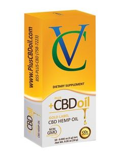 PlusCBD Hemp CBD Oil Gold Label, 25% CBD, 1g, 4g, or 10g Plus CBD http://www.hemp4good-site.com