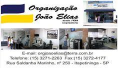Organização João Elias Copiadora