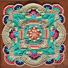 Ravelry: Karoo Vintage MAL pattern by Jen Tyler