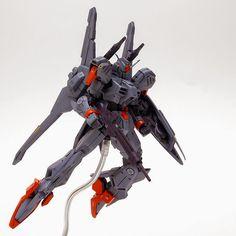 RE/100 MSF-007 Gundam Mk-III - Painted Build