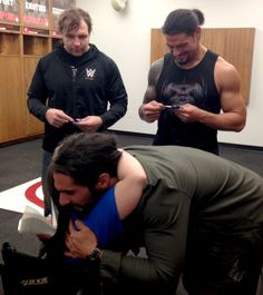 Circle of Champions: The Shield meets Jessie