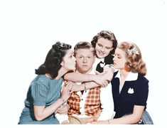 ANDY HARDY AND FRIENDS