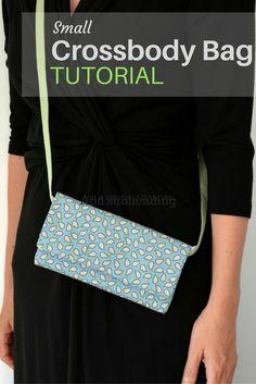 vicky myers creations   » Blog Archive  Small Crossbody Bag DIY - vicky myers…