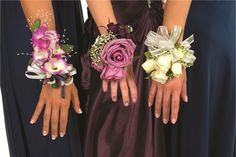 Prom nails and best friends <3 #Claires #Prom