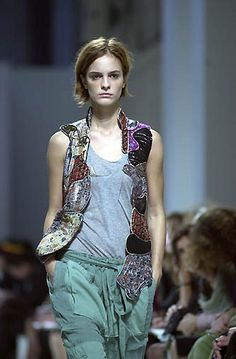 Balenciaga Spring/Summer 2002 | Flickr - Photo Sharing!