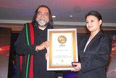 Hyatt Regency Delhi - Real Estate & World Travel Brands Awards , Dec-2012