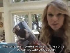 Lmao okay, TSwift is a lot funnier than I thought