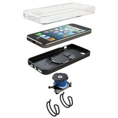 Support Quad Lock iPhone 5/5S