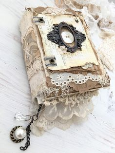 Handmade Journal... Faith... By ShabbySul