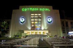 Cotton Bowl, Fair Park, Dallas
