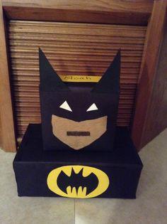 Batman valentine box