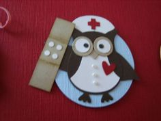 Owl Builder Punch- Stampin' Up! Owl Crafts, Paper Crafts, Owl Punch Cards, Paper Punch Art, Owl Card, Craft Punches, Marianne Design, Get Well Cards, Stamping Up